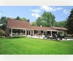 5 BEDROOM TRADITIONAL FABULOUS EAST HAMPTON  LOCATION