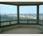 Wow! Gorgeous Views for  Entire Central Park, River, City  from 50th Floor Bay Windows!!!