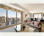 Stunning corner 2 bedroom with Central park views