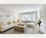 Spacious layout and superb southern, northern and eastern light in Midtown East