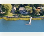 SAG HARBOR WATERFRONT WITH DEEP WATER DOCK
